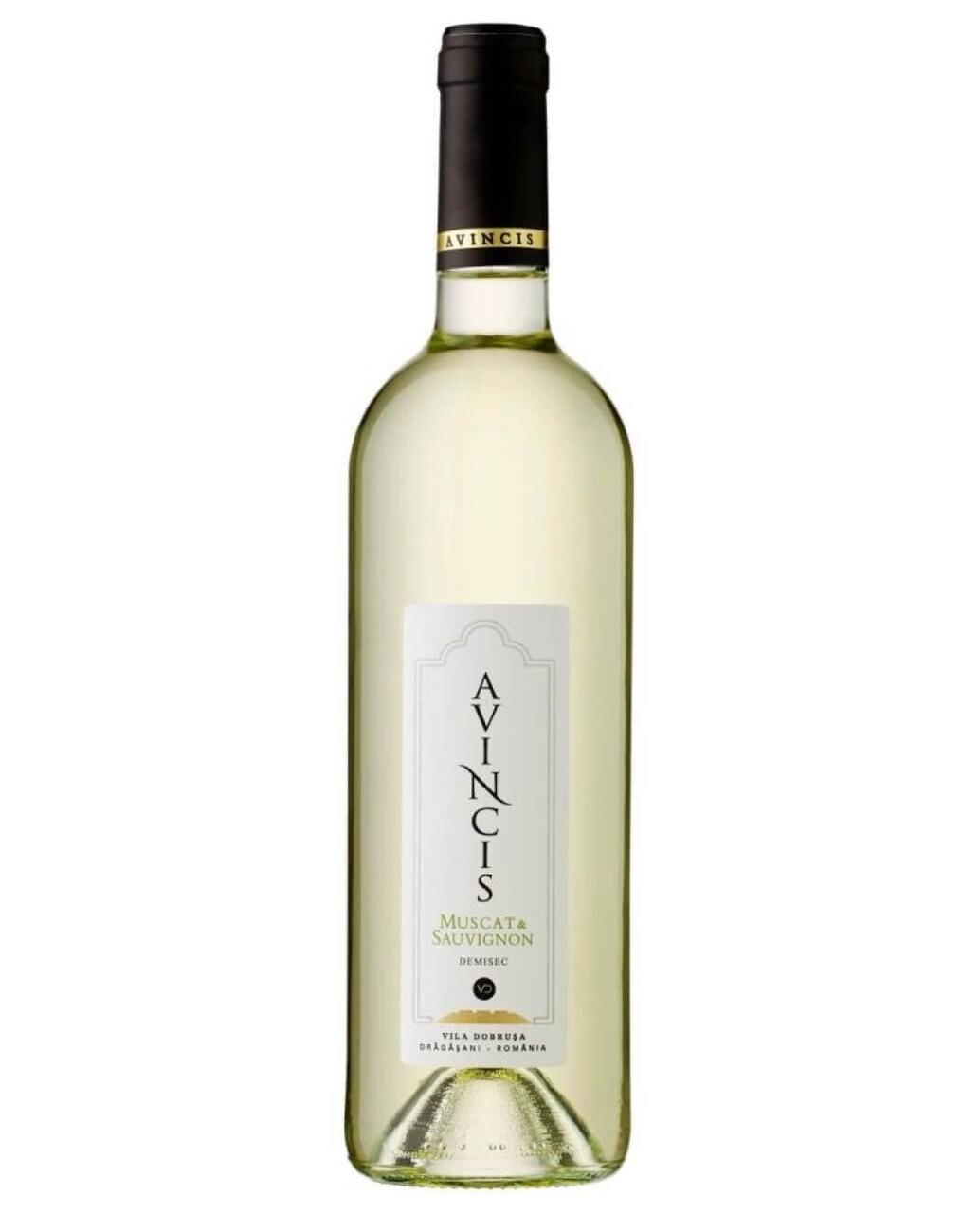 Avincis Muscat Ottonel/Sauvignon Blanc