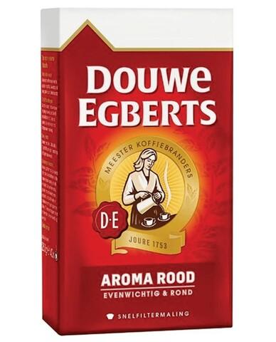 Cafea Macinata Douwe Egberts Aroma Rood 500g