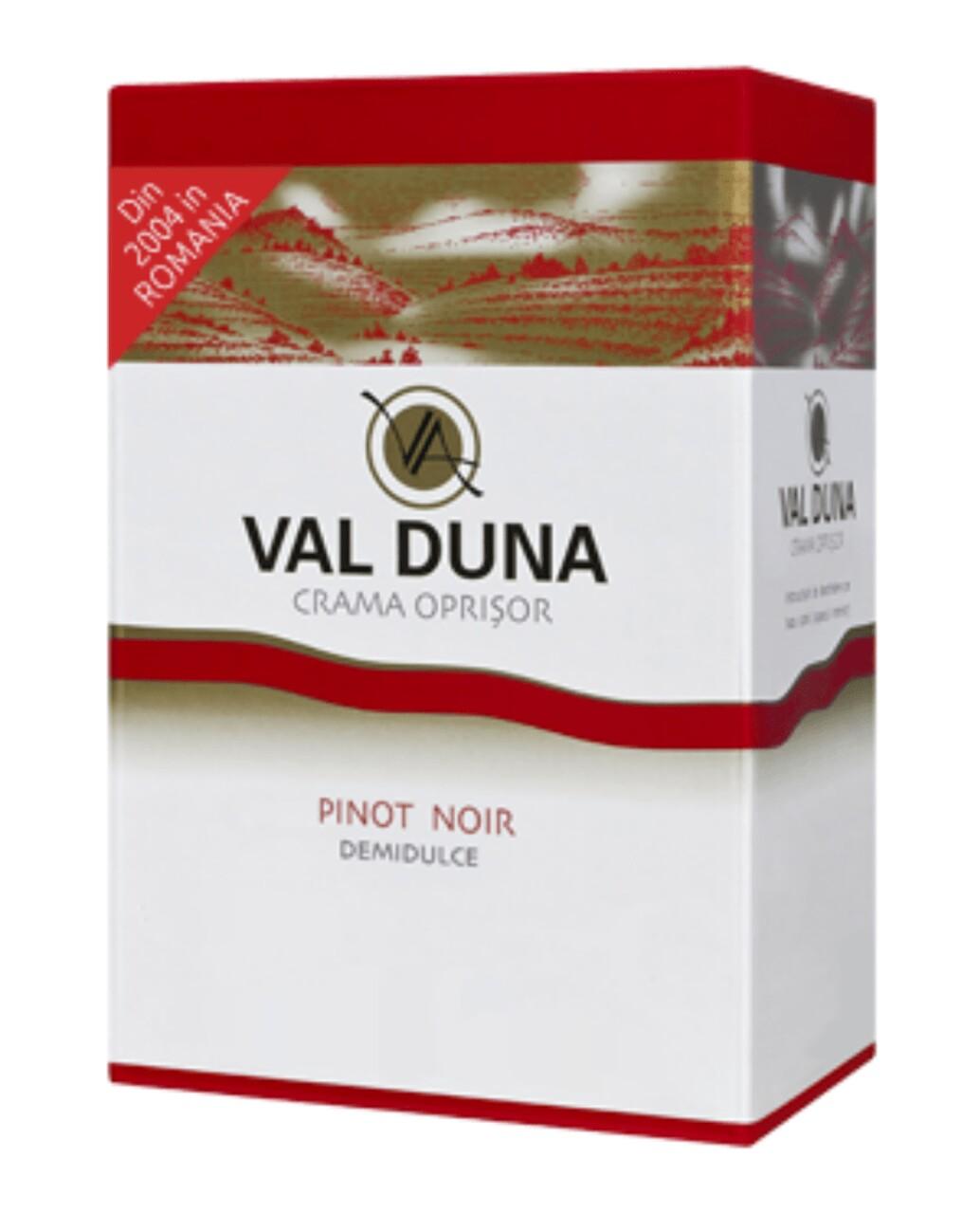 Oprisor Val Duna Pinot Noir BIB 3L