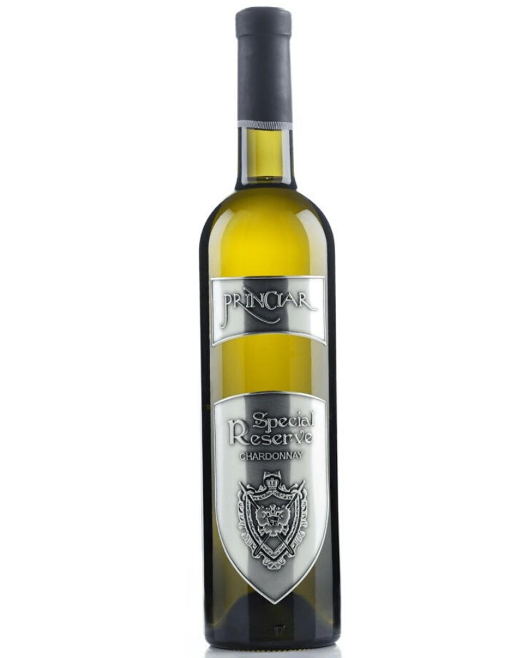 Tohani Princiar Special Reserve Chardonnay