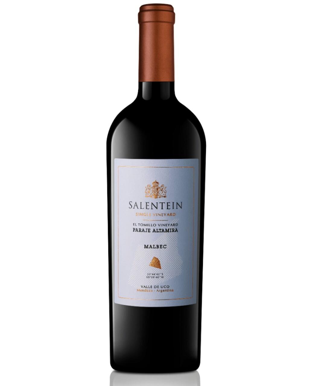 Salentein El Tomillo Malbec Single Vineyard