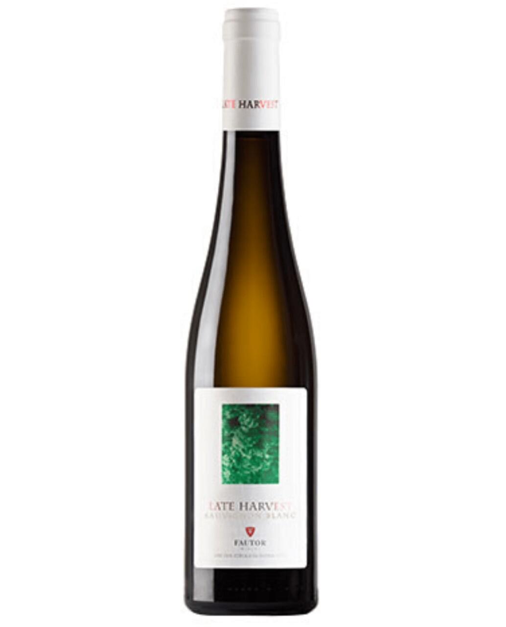 Fautor Late Harvest Sauvignon Blanc 0.5L