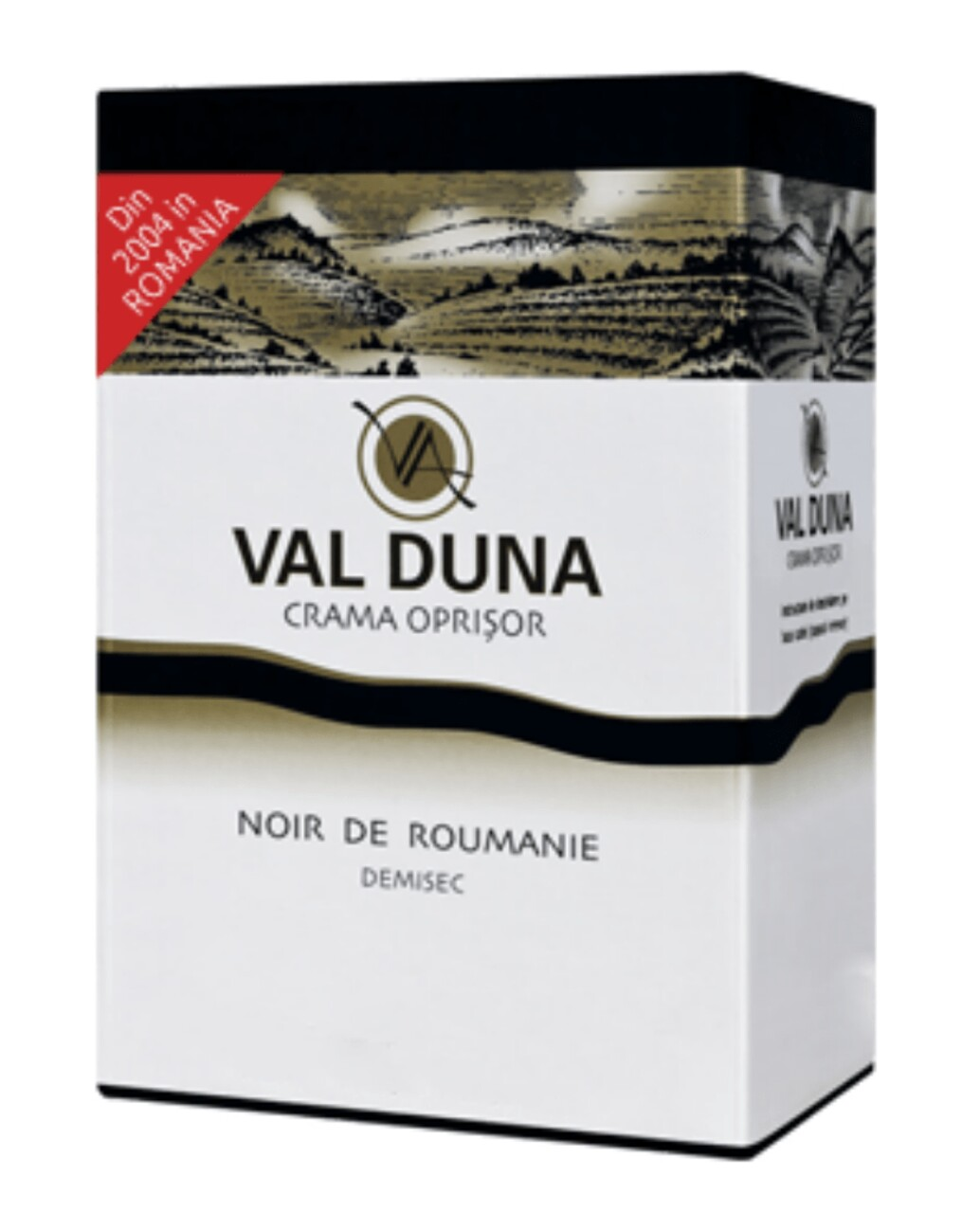 Oprisor Val Duna Noir de Roumanie BIB 5L