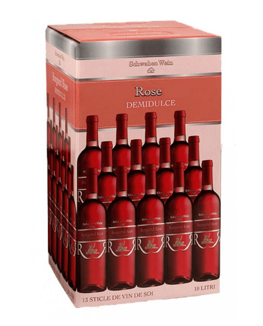 Recas Schwaben Wein Rose BIB 10L