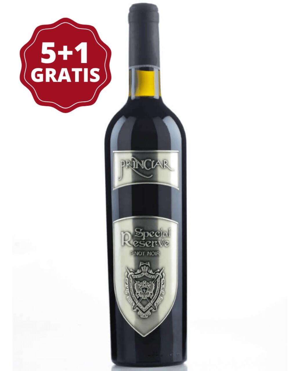 Tohani Princiar Special Reserve Pinot Noir 5+1