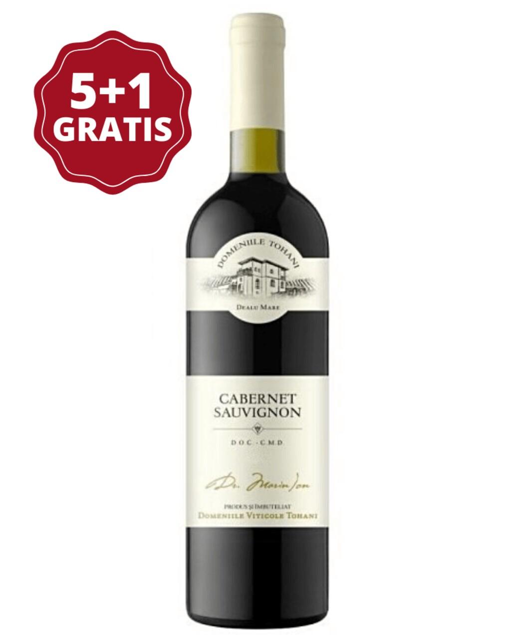 Domeniile Tohani Cabernet Sauvignon 5+1