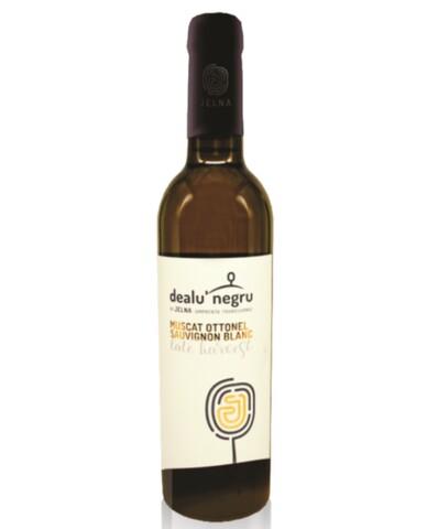 Dealu Negru Jelna Late Harvest Muscat Ottonel Sauvignon Blanc 375ml
